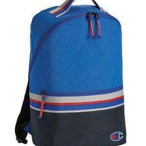 Champion Striped Laptop Backpack - CS1006
