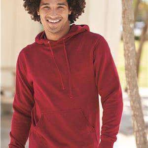 Independent Trading Men's Pocket Hoodie Sweatshirt - AFX4000
