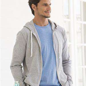 Fruit of the Loom Men's Sofspun® Hoodie Jacket - SF60R