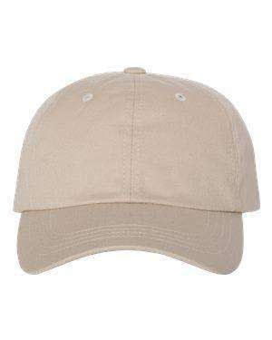 Yupoong Unstructured Dad's Camouflage Cap - 6245CM