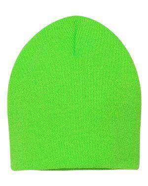 Sportsman No Cuff Knit Beanie - SP08