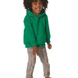 Rabbit Skins Toddler Fleece Hoodie Sweatshirt - 3326