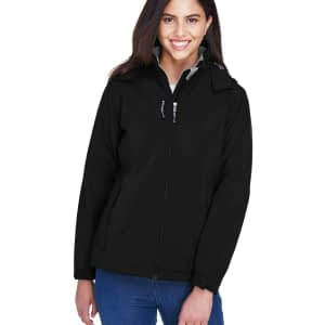 North End Women's Glacier Insulated Fleece Soft Shell Jacket - 78080