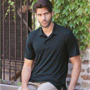 Weatherproof Men's Cool Last Two-Tone Luxe Polo Shirt - 19711