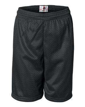 Badger Sport Youth Tricot Mesh Athletic Shorts - 2207