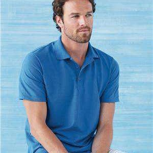 Gildan Men's Performance® Double Pique Polo Shirt - 45800