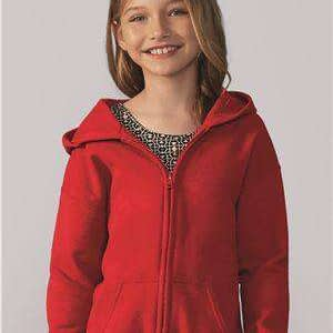 Gildan Youth Heavy Blend™ Pouch Hoodie Sweatshirt - 18600B