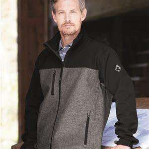 Dri Duck Men's Motion Full-Zip Soft Shell Jacket - 5350