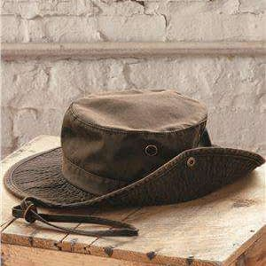 Dri Duck Breathable Canvas Booney Hat - 3750