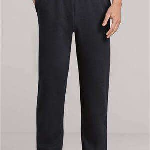 Gildan Men's Heavy Blend™ Open Bottom Sweatpants - 18300
