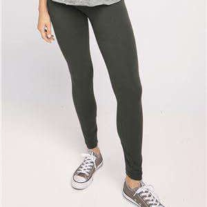American Apparel Women's Stretch Form-Fitting Leggings - 8328W