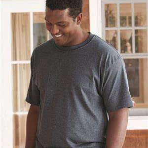 Hanes Men's Tall Beefy-T® Crew Neck T-Shirt - 518T