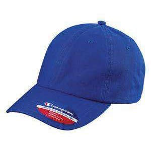 Champion Dad's Washed Twill Cap - CS4000