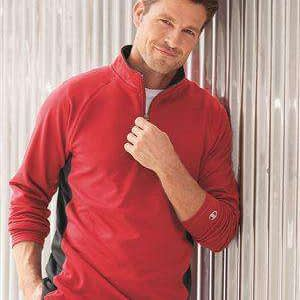 Champion Men's Lightweight 1/4-Zip Sweatshirt - S230