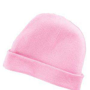 Rabbit Skins Infant Ringspun Cufed Knit Beanie - 4451