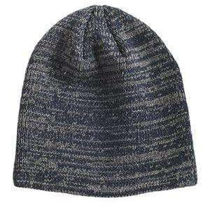 Sportsman Marled No Cuff Knit Beanie - SP03