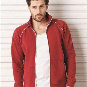 Bella + Canvas Men's Side Welt Pocket Jacket - 3710