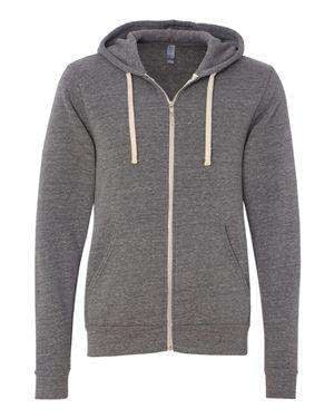 Bella + Canvas Unisex Tri-Blend Pouch Sweatshirt - 3909