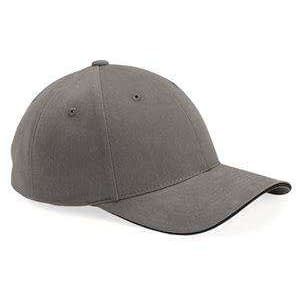 Sportsman Sandwich Brushed Twill Cap - 2150