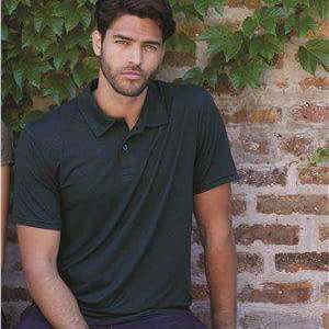 Weatherproof Men's Cool Last Heather Luxe Polo Shirt - 19714