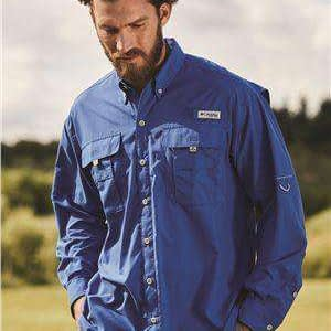 Columbia Men's Bahama™ II Taffeta Fishing Shirt - 101162