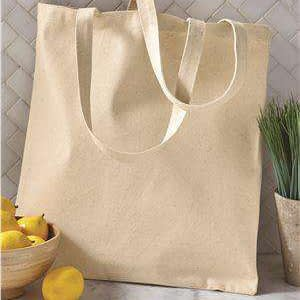 OAD Promotional Canvas Tote Bag - OAD113