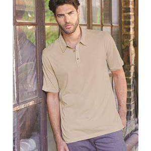 Weatherproof Men's Vintage Microstripe Polo Shirt - 193626