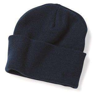 Bayside USA-Made Union Cuffed Knit Beanie - 3895