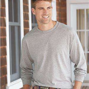 Hanes Men's ComfortSoft® Long Sleeve T-Shirt - 5286