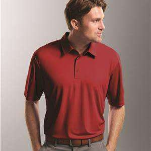 Prim + Preux Men's Dynamic Sunblock Polo Shirt - 1996