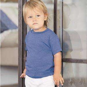 Bella + Canvas Toddler Short Sleeve T-Shirt - 3001T