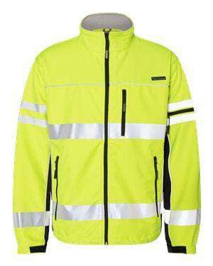 ML Kishigo Men's Soft Shell Safety Jacket - 138