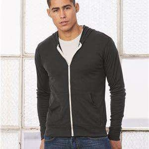 Bella + Canvas Unisex Tri-Blend Hoodie Sweatshirt - 3939