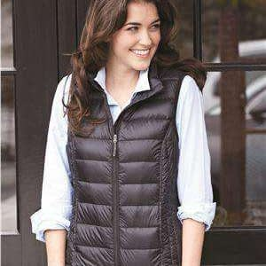 Weatherproof Women's Packable Full-Zip Down Vest - 16700W