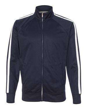 Independent Trading Unisex Poly-Tech Track Jacket - EXP70PTZ