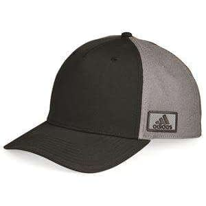 Adidas Wicking Block Patch Golf Cap - A616