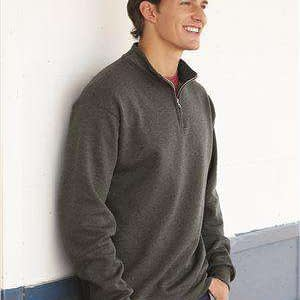 Fruit of the Loom Men's Sofspun® 1/4-Zip Sweatshirt - SF95R