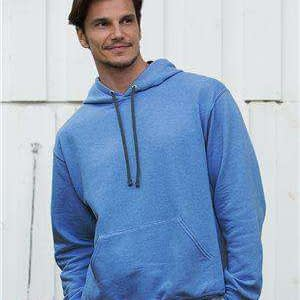 Fruit of the Loom Men's Sofspun® Hoodie Sweatshirt - SF76R