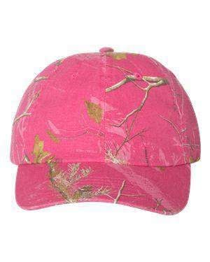 Kati Women's Unstructured Camouflage Cap - SN20W