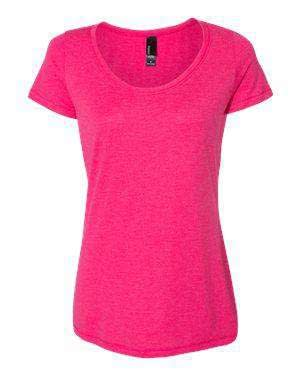 Hanes Women's Modal Tri-Blend Crew Neck T-Shirt - MO150