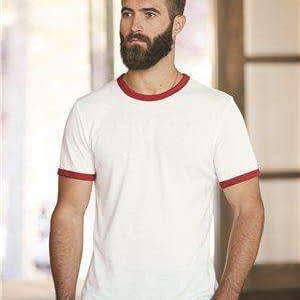 Alternative Men's Vintage Keeper Ringer T-Shirt - 5103