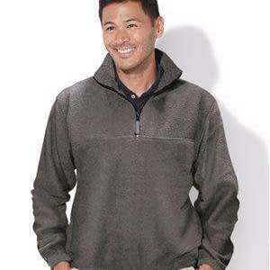 Sierra Pacific Men's 1/4-Zip Pullover Jacket - 3051