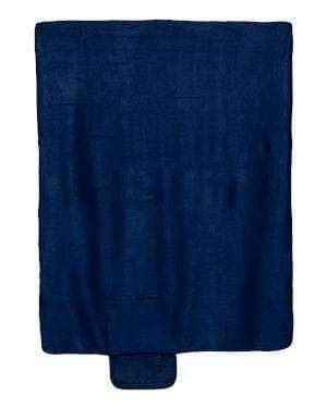 Alpine Fleece Anti-Pill Roll-Up Blanket - 8718