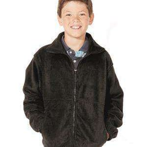Sierra Pacific Youth Full-Zip Fleece Jacket - 4061