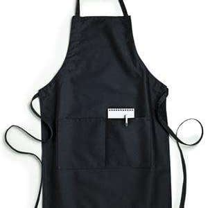 Liberty Bags Scotchgard™ Two-Pocket Bib Apron - 5509