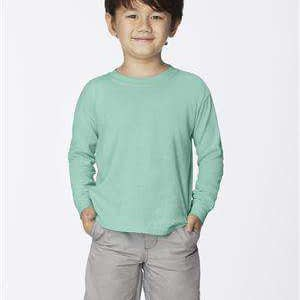Comfort Colors Youth Long Sleeve T-Shirt - 3483