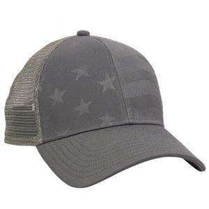 Outdoor Cap Stars And Stripes Trucker Cap - USA750M