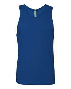 Next Level Men's Jersey Contrasting Tank Top - 3633