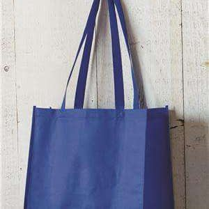 Liberty Bags Deluxe Jr Non-Woven Tote Bag - A134