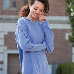 Comfort Colors Unisex Long Sleeve Hoodie T-Shirt - 4900